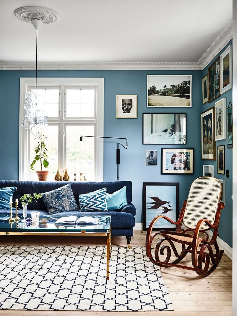10 Most Recommended Blue Living Room Decorating Ideas inspiring interiors journal rose and interiors 2020
