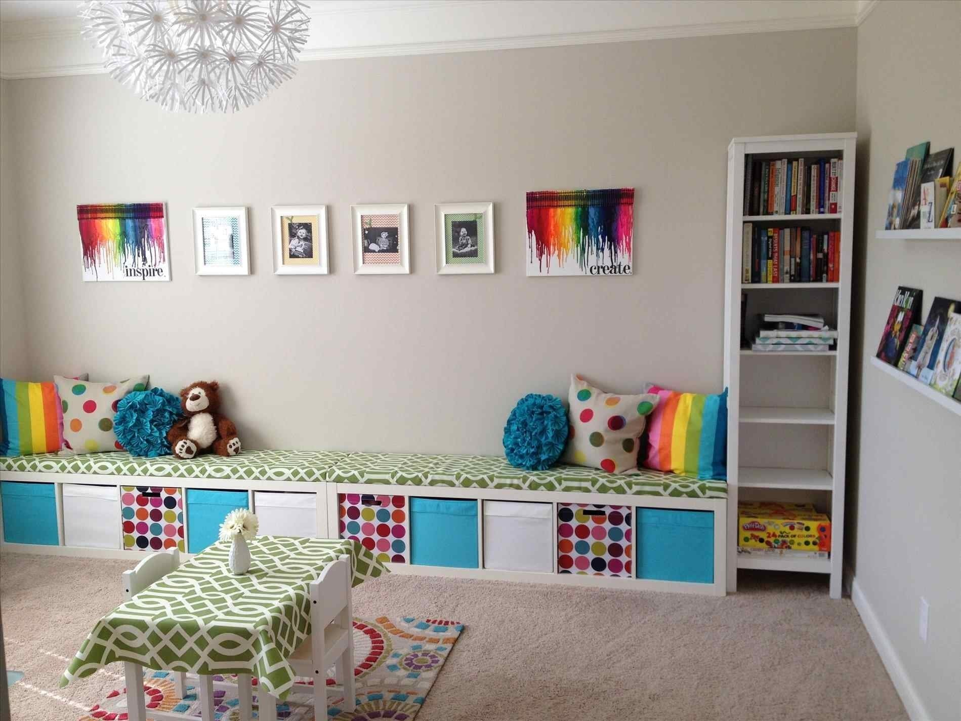 10 Nice Playroom Ideas For Small Spaces inspiring to the ikea diy playroom ideas for small spaces toy room 2020