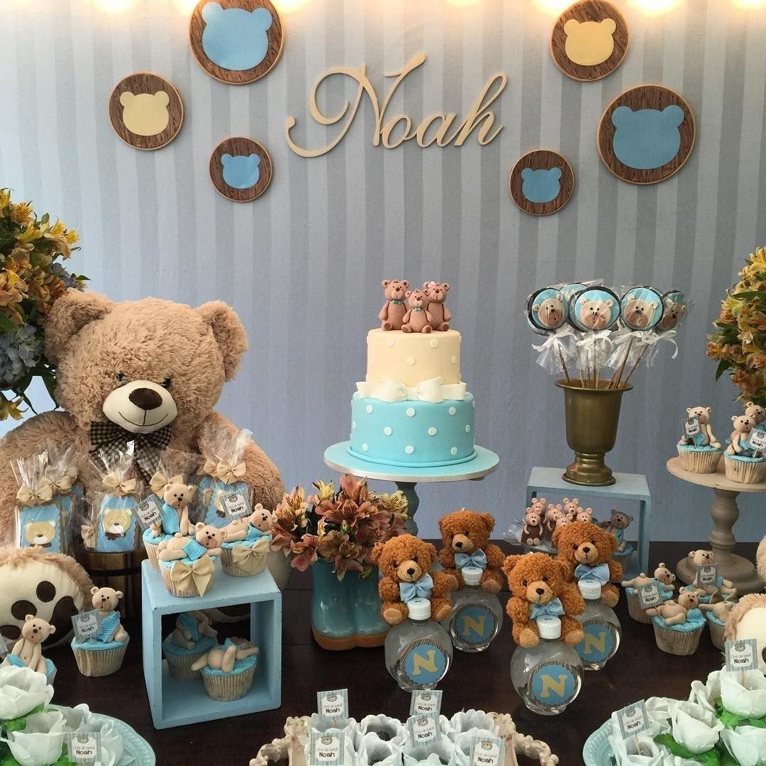 10 Fantastic Teddy Bear Baby Shower Ideas instagram baby shower ideas pinterest instagram babies and 2021