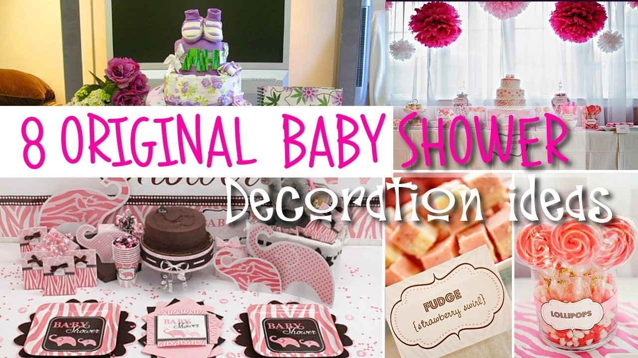 interesting ideas baby shower decorations cheap projects idea
