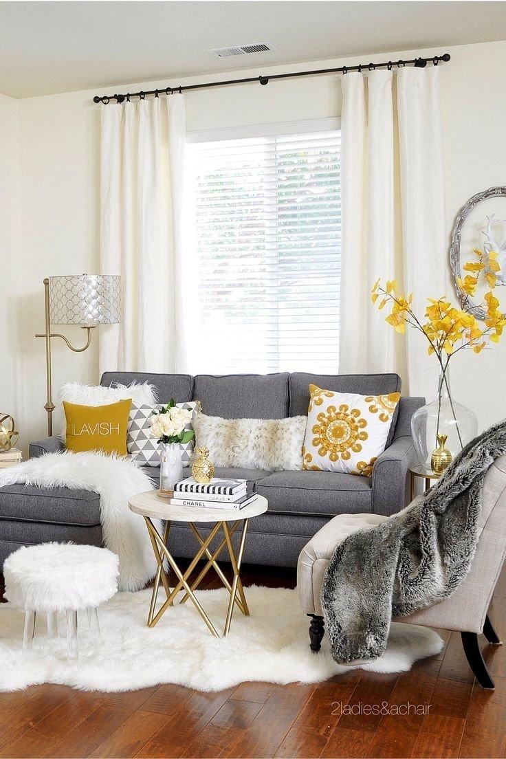 10 Attractive Decorating Ideas For Small Living Room interior design ideas for small living room inspiration ideas decor 2020