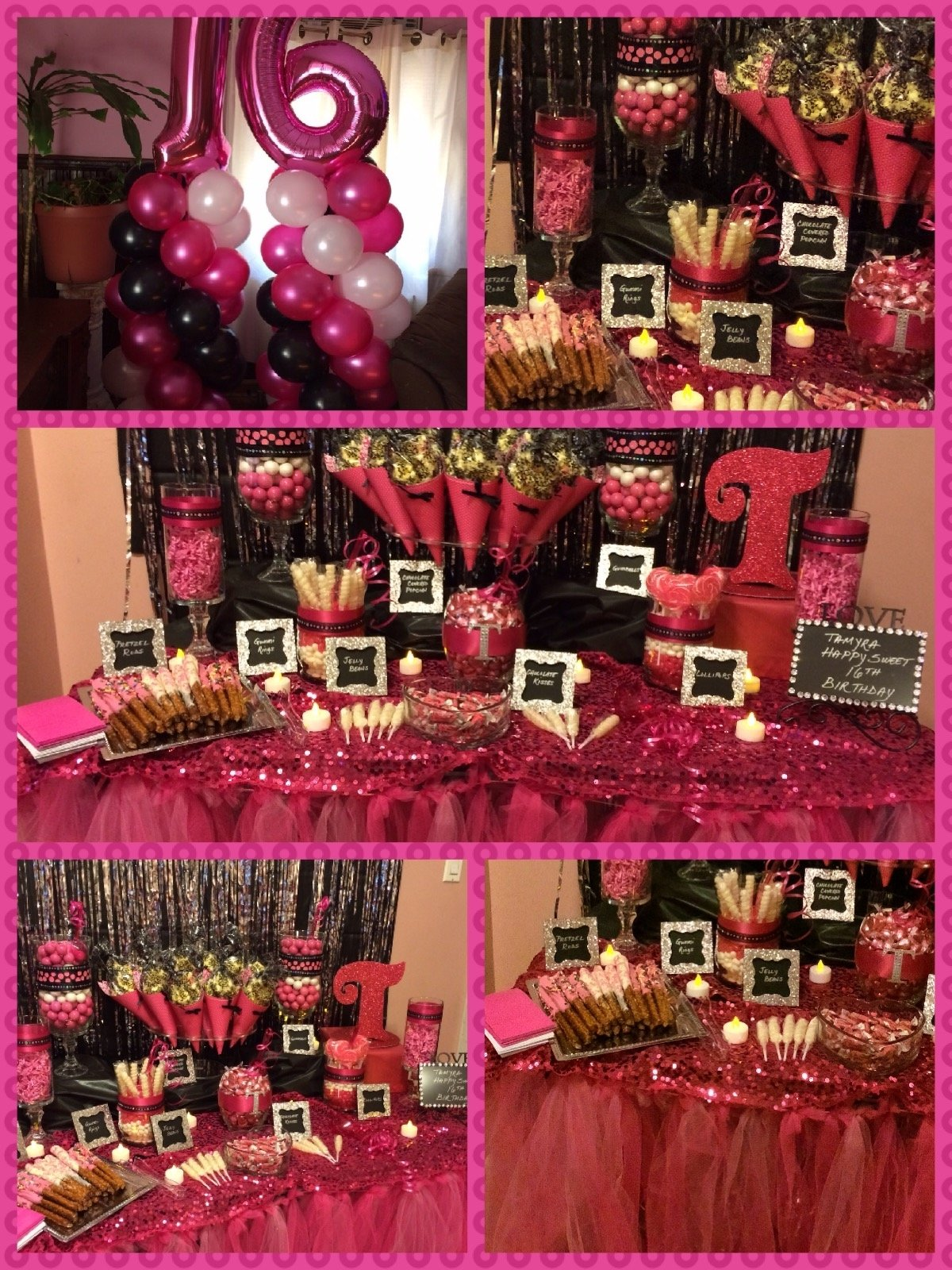10 Famous Pink And Black Party Ideas interior design new paris themed party decor room design ideas black 2020