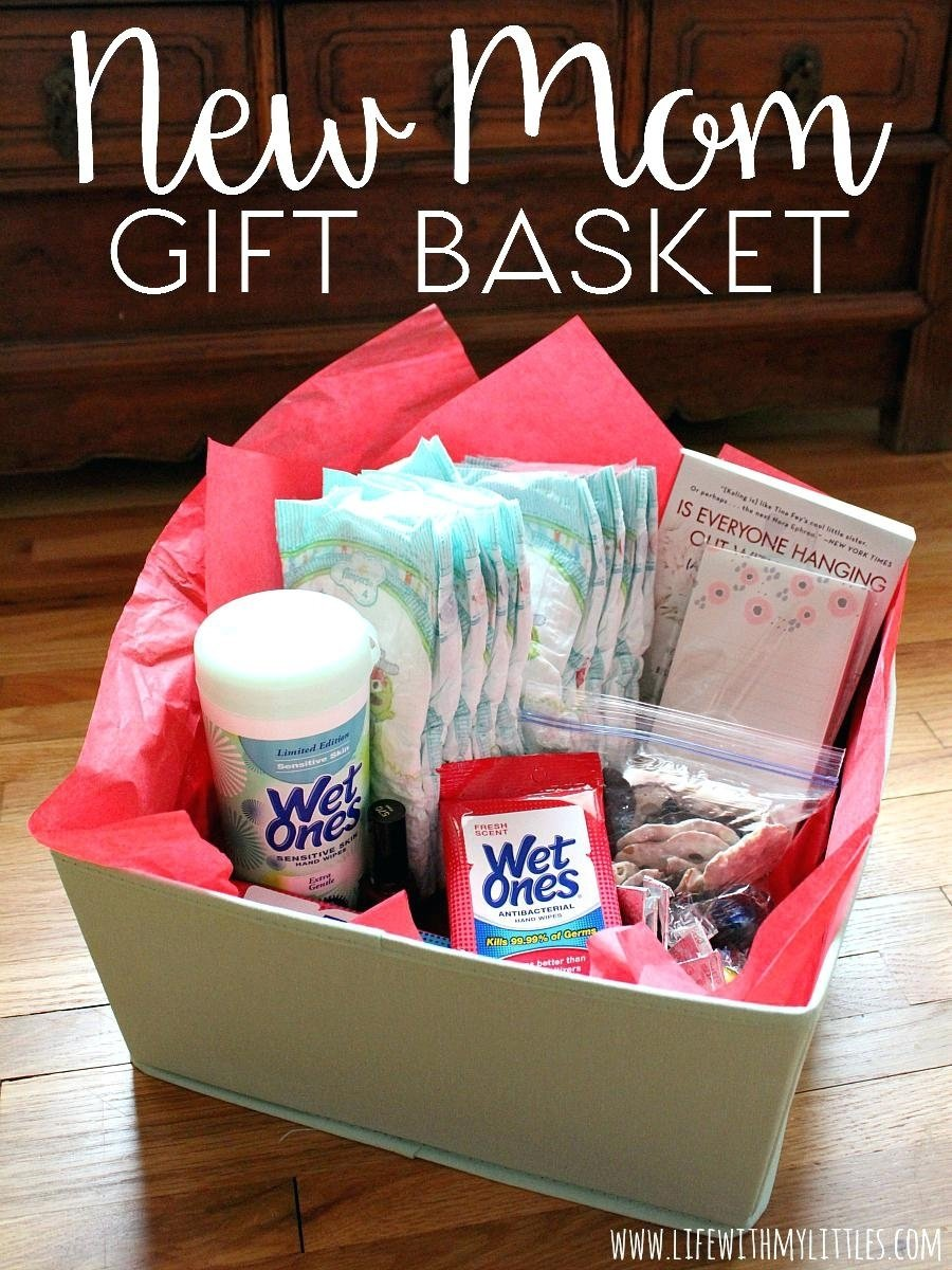 10 Best New Mom Gift Basket Ideas interior gift baskets for mom 2021