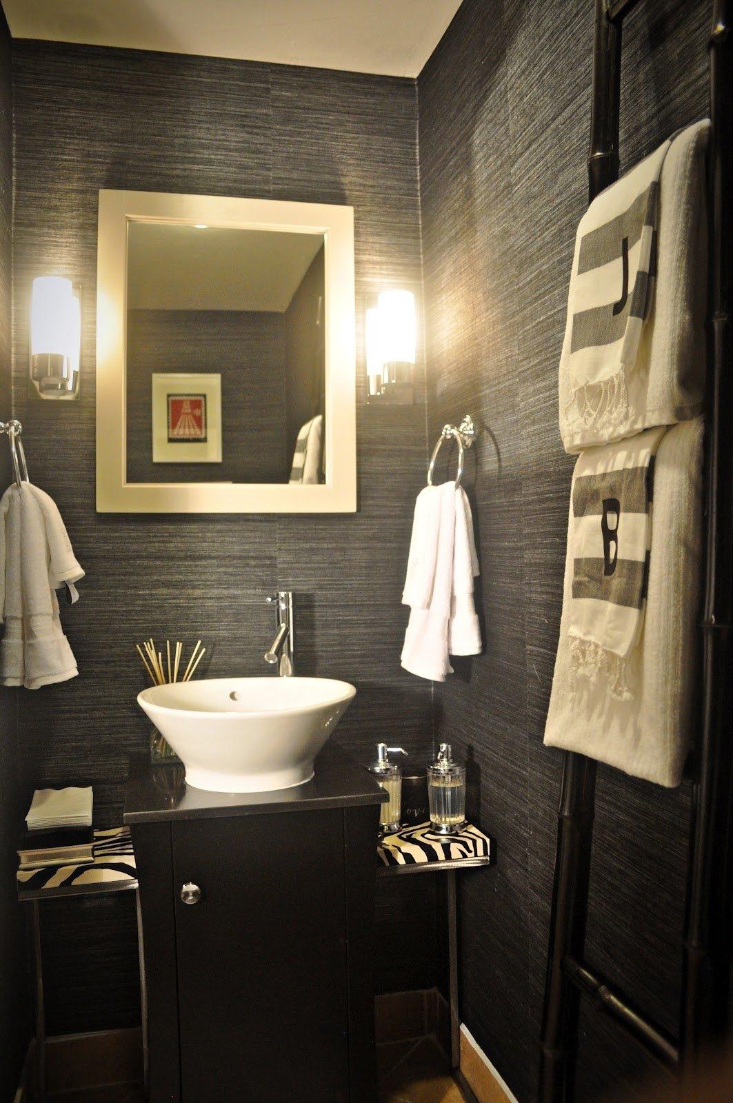 10 Ideal Small Powder Room Decorating Ideas interior powder bath color ideas small lighting bathroom 2020
