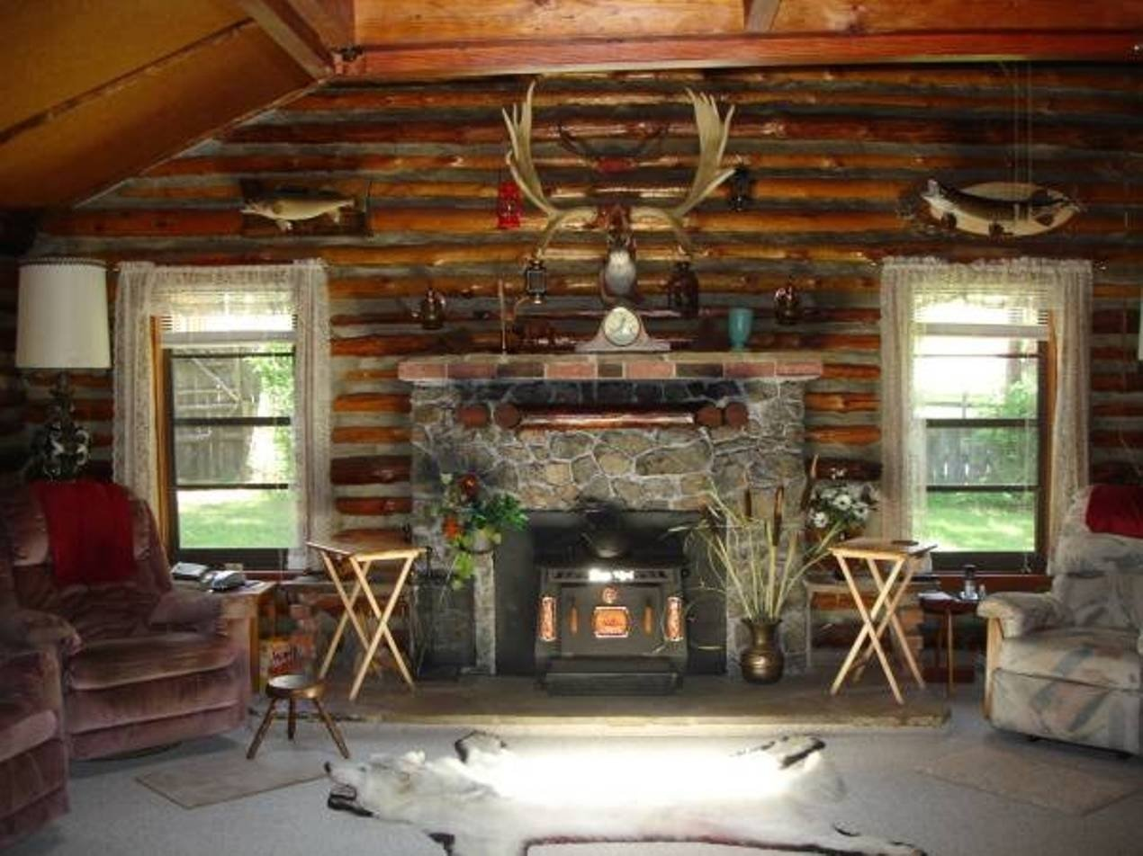 10 Great Log Cabin Decorating Ideas Pictures interior rustic cottage decorating ideas cabin wall decor e280a2 walls 2020