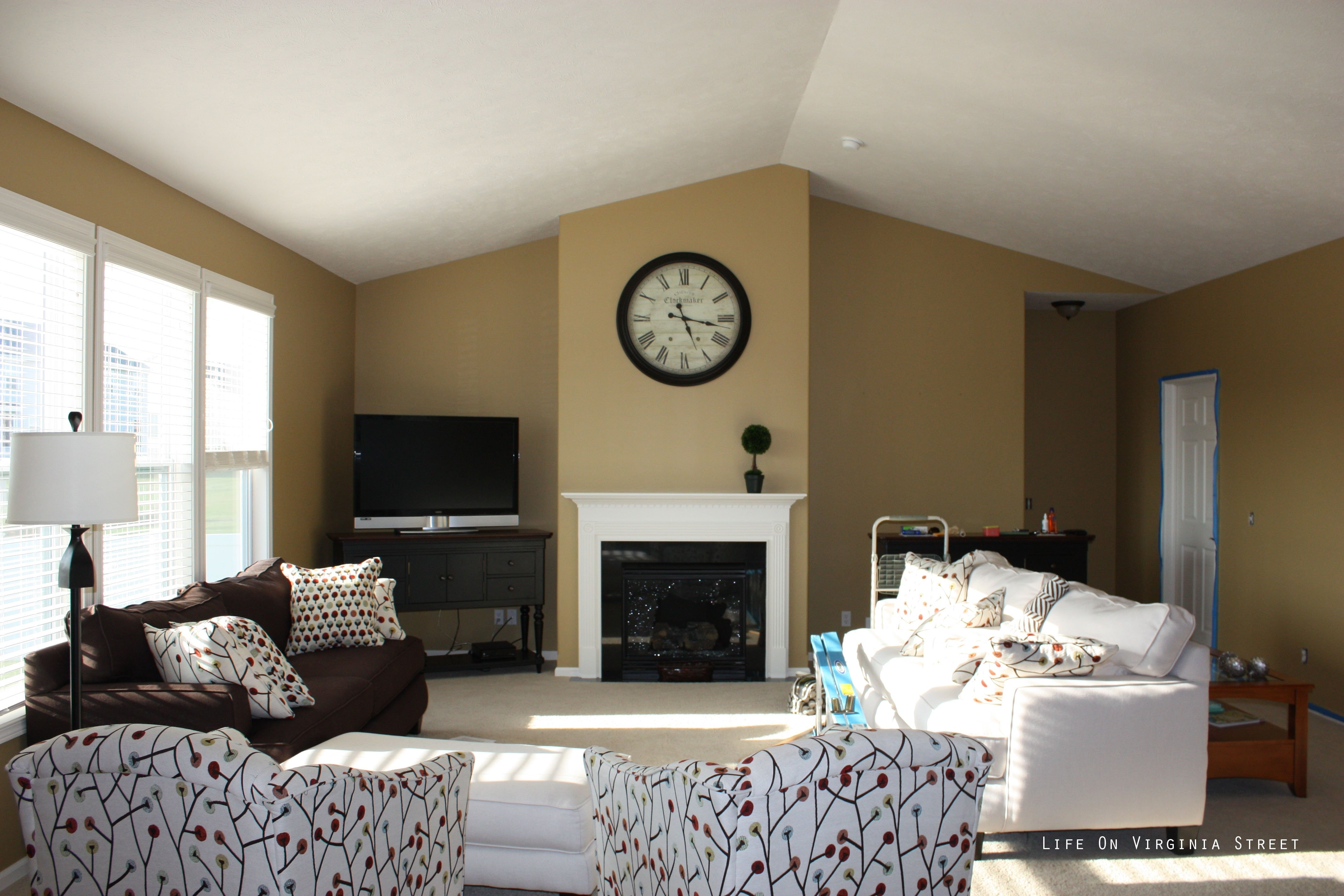10 most recommended living room paint color ideas 2013
