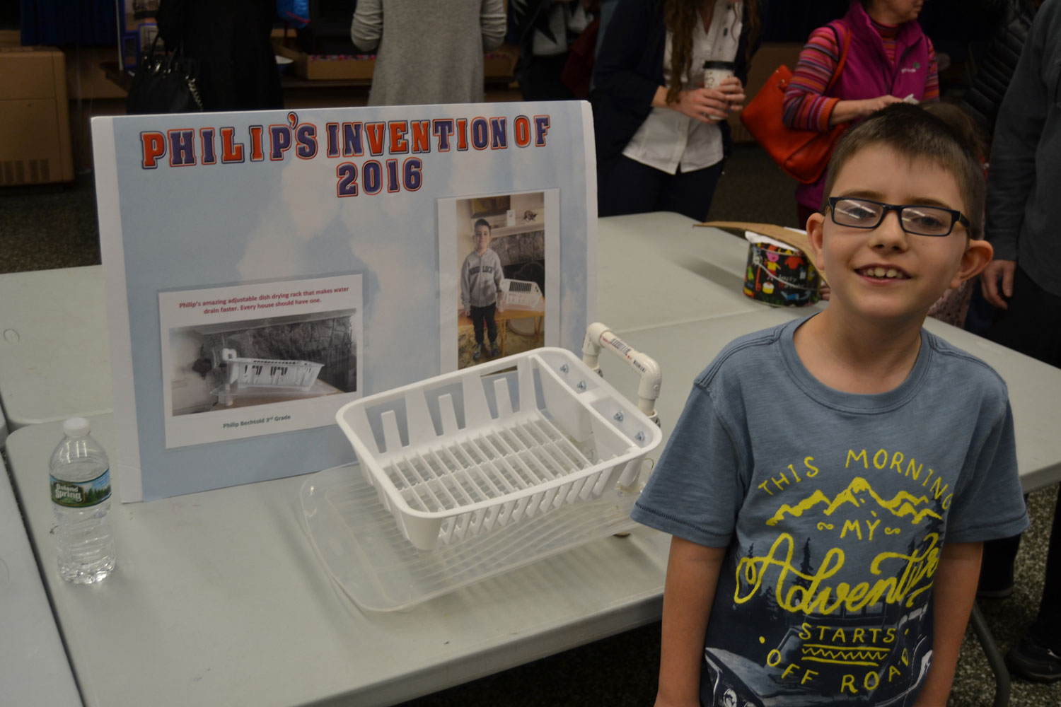 invention convention full of fresh ideas from young minds - tbr news
