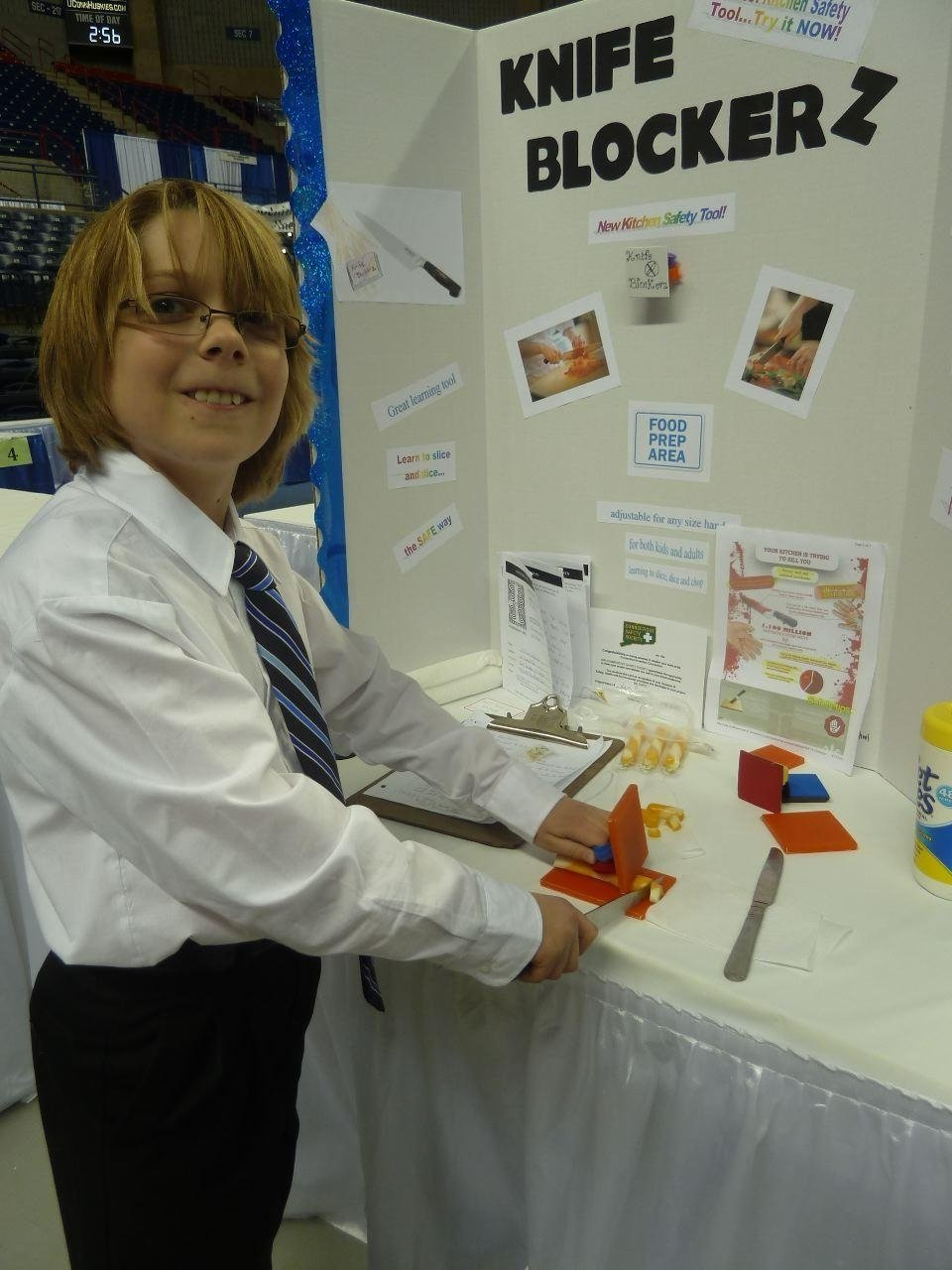 invention convention sparks creative kids | connecticut public radio