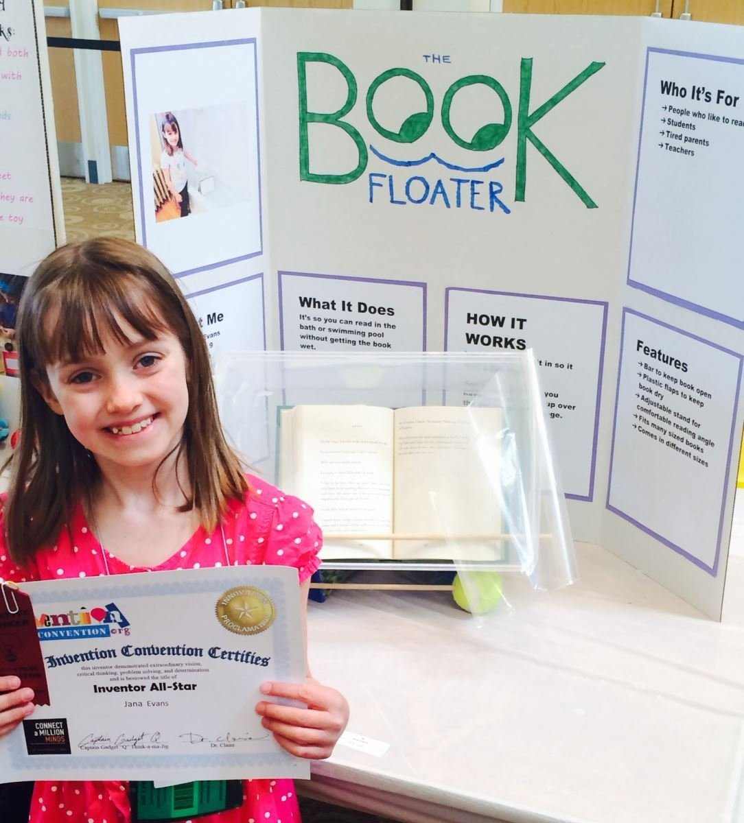 10 Attractive Kid Invention Ideas For School invention convention winner lincoln elementary school 2021