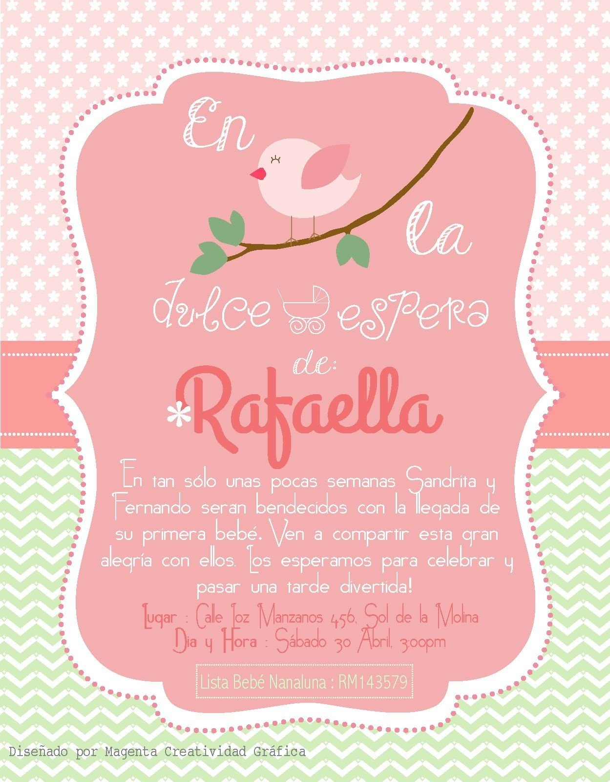 10 Attractive Ideas Para Invitaciones De Baby Shower 2021