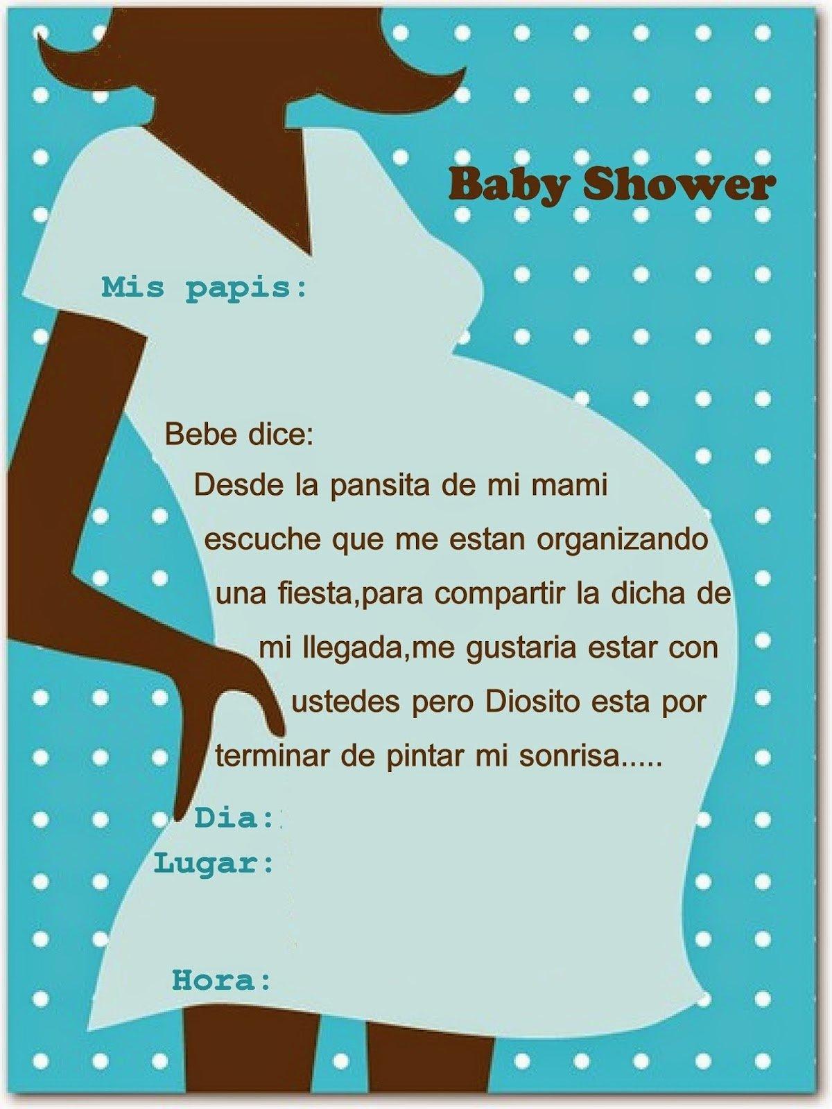 10 Attractive Ideas Para Invitaciones De Baby Shower invitaciones para baby shower also invitaciones de baby shower also 2021