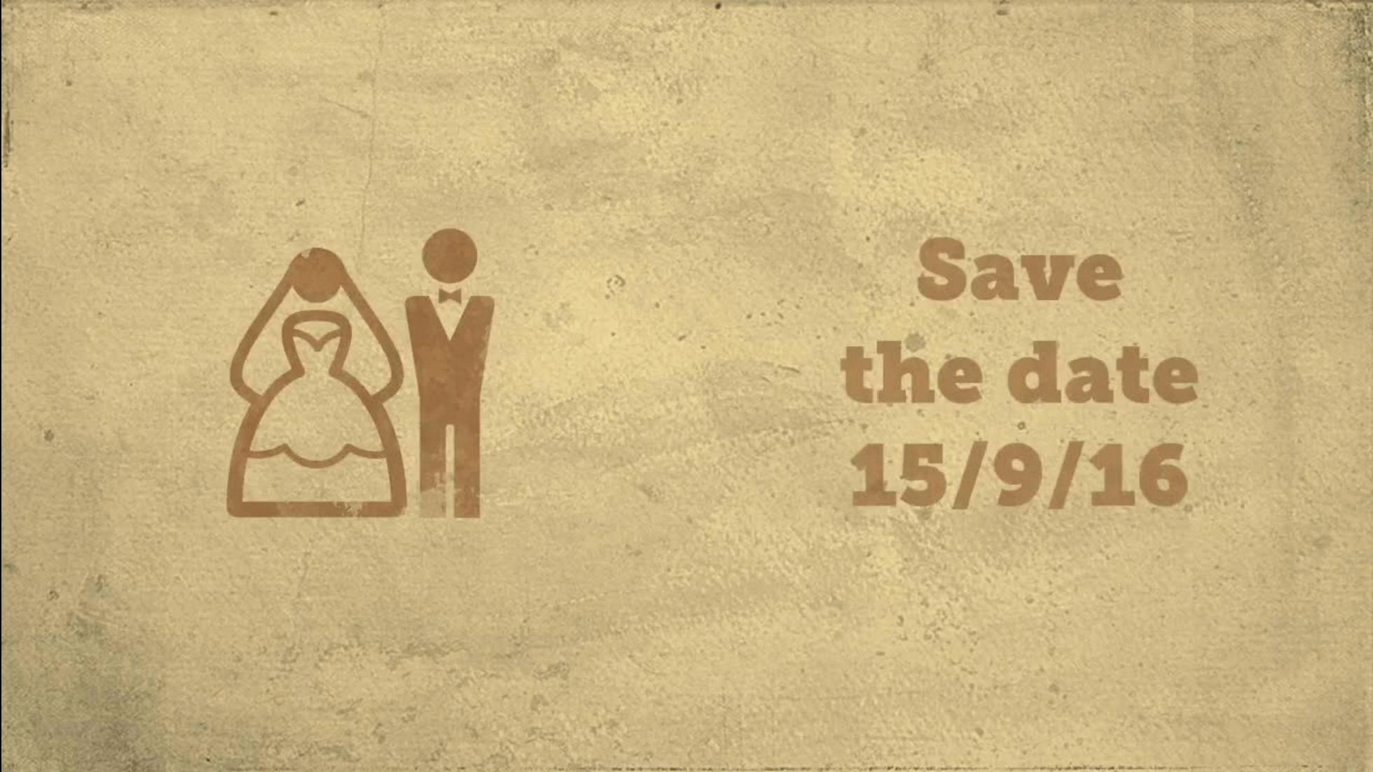 10 Unique Save The Date Video Ideas invitation maker create invitations for free adobe spark 2021