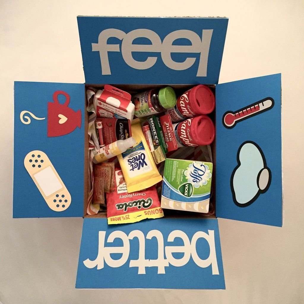 10 Attractive Get Well Soon Care Package Ideas is someone you know feeling under the weather cant be there for 2020