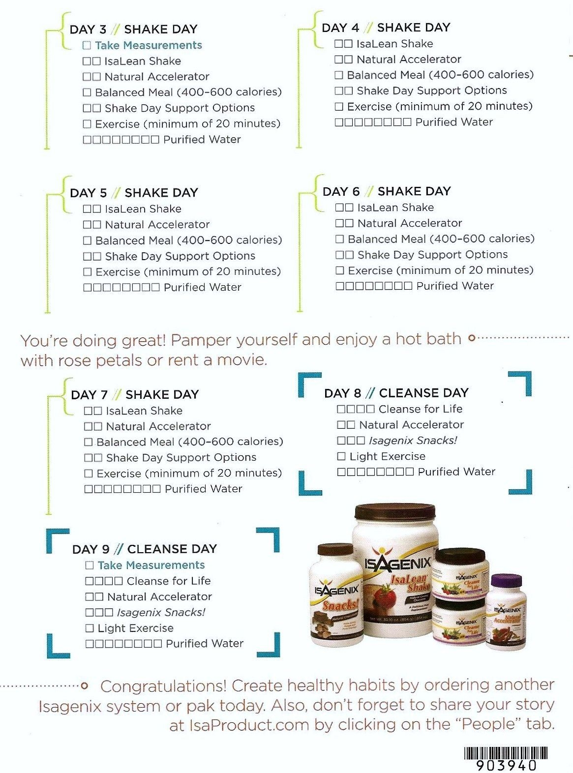 isagenix cleanse day snack ideas plus tips t