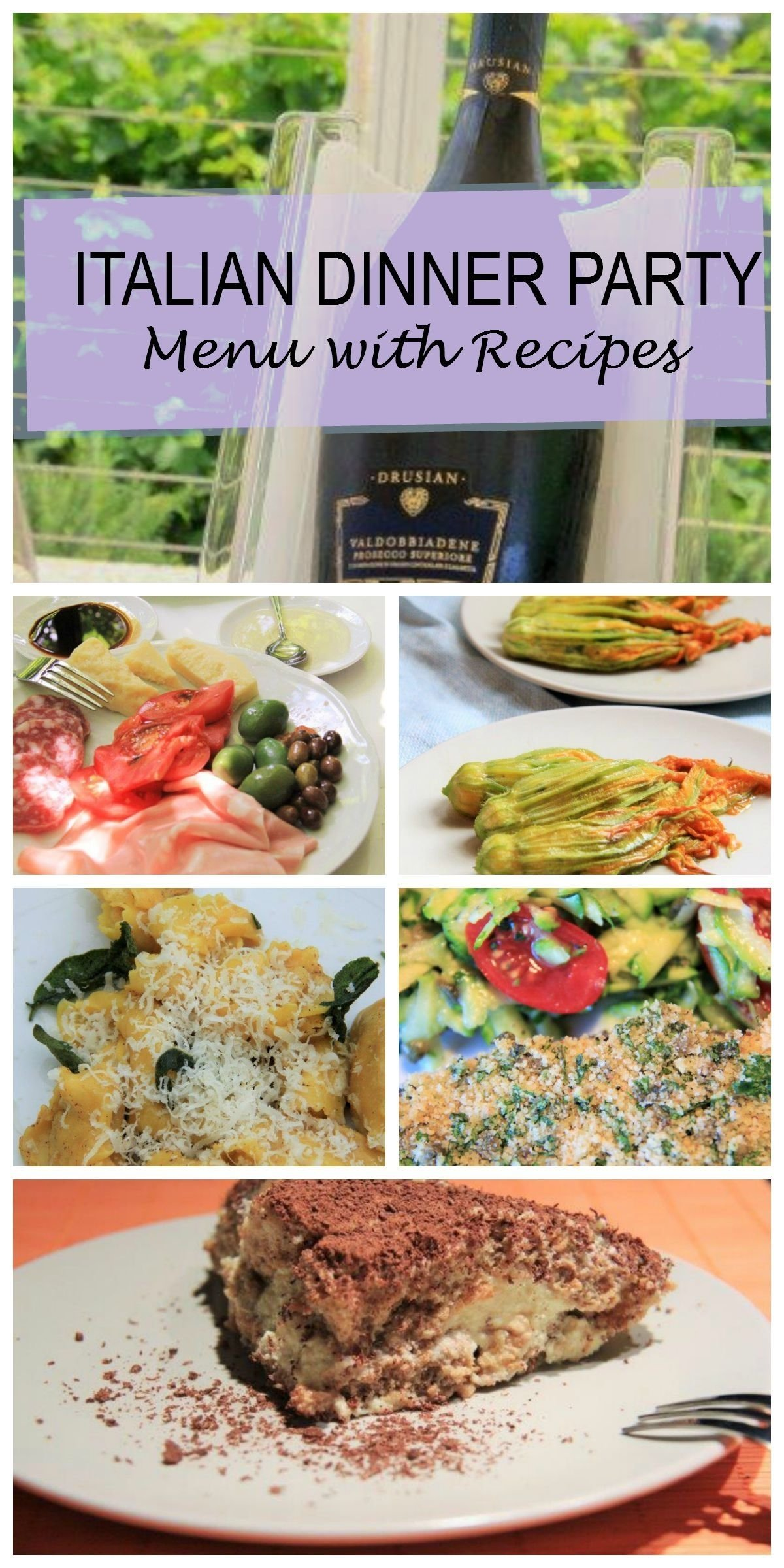 10 Attractive Easy Dinner Party Menu Ideas italian dinner party menu complete with recipes for easy 2 2020