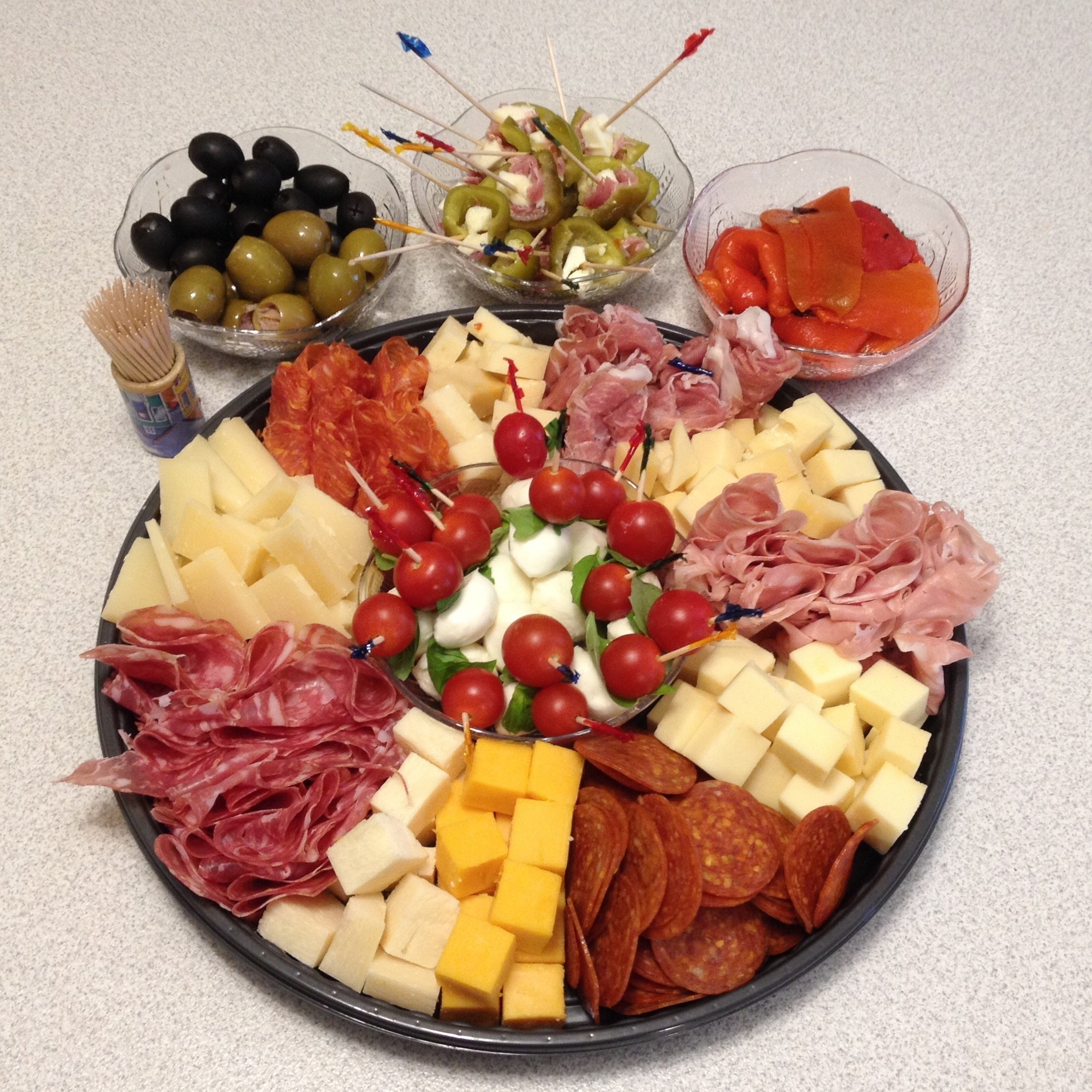 10 Unique Meat And Cheese Platter Ideas italian meat cheese platter everybodylovesitalian 2021