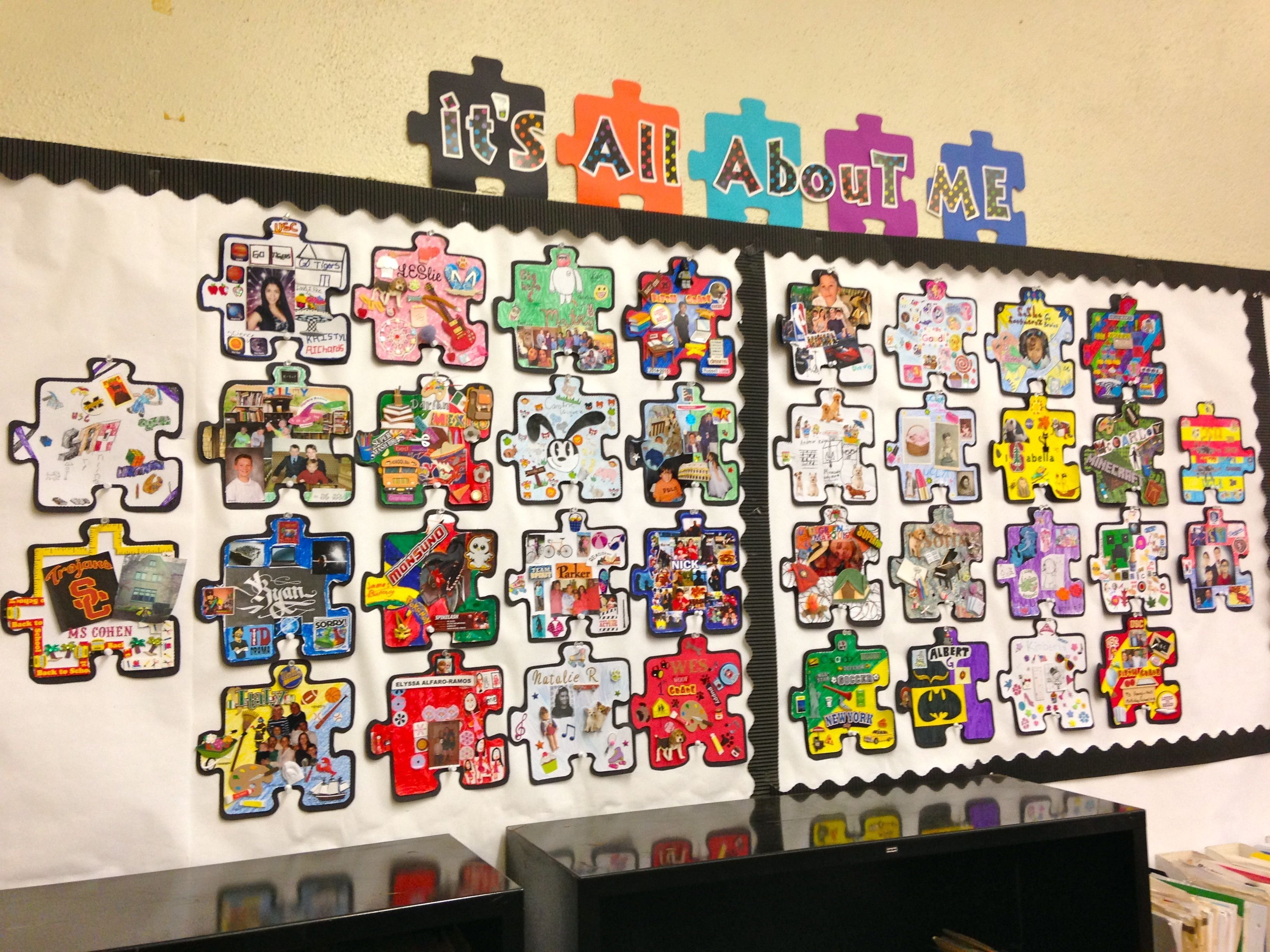 10 Most Recommended All About Me Bulletin Board Ideas its all about me bulletin board deborah gangi hall 5th grade