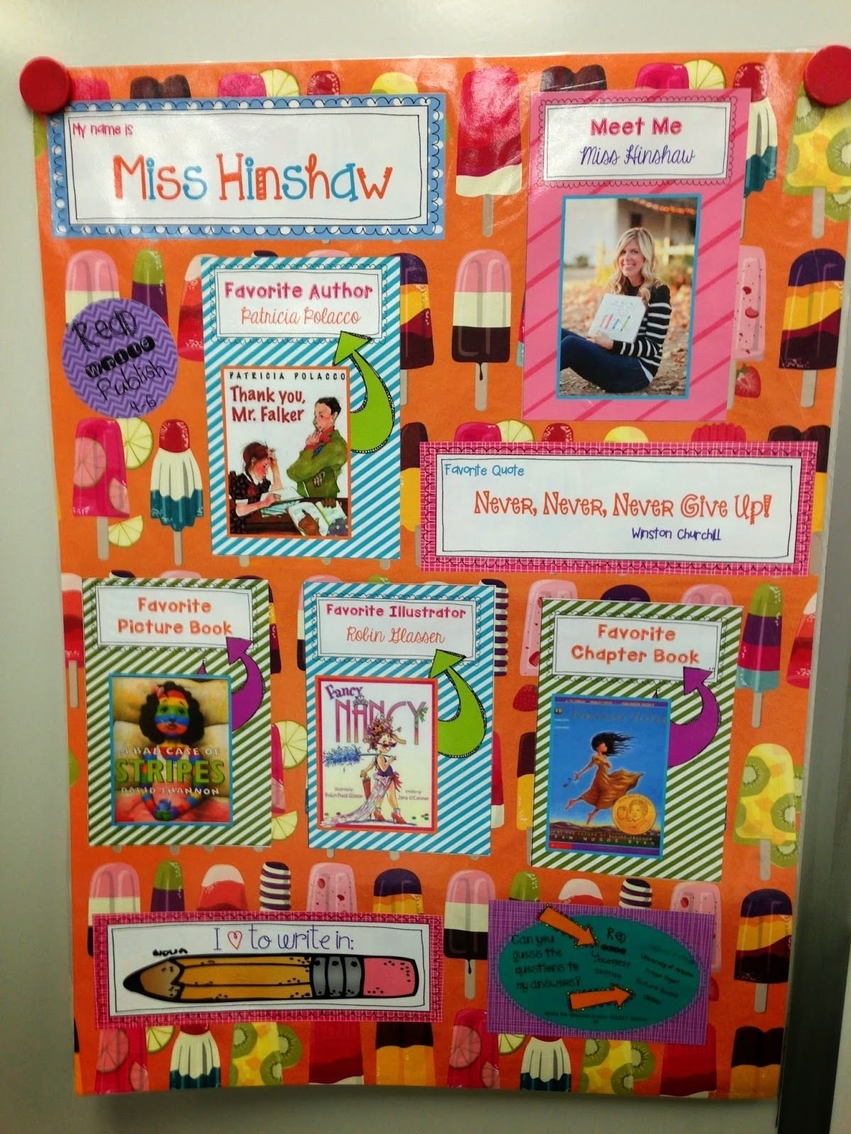 it's monday | school, bulletin board and preschool projects