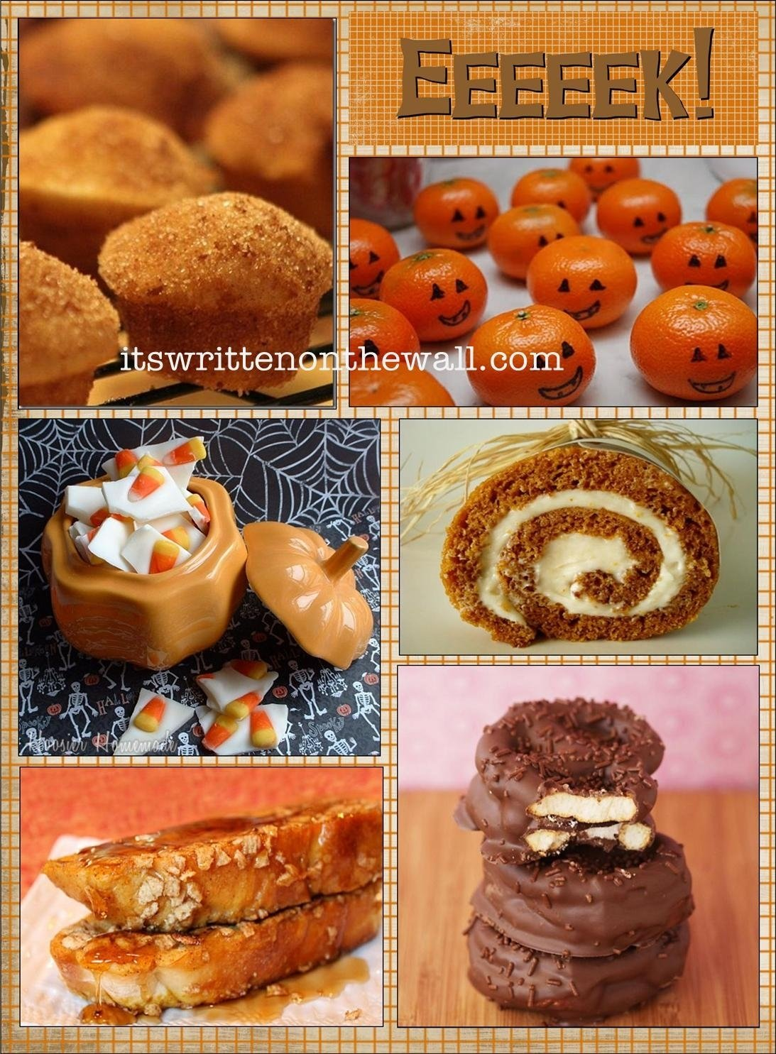 10 Unique Halloween Treat Ideas For School its written on the wall 25 halloween treat dessert ideas for 2 2020