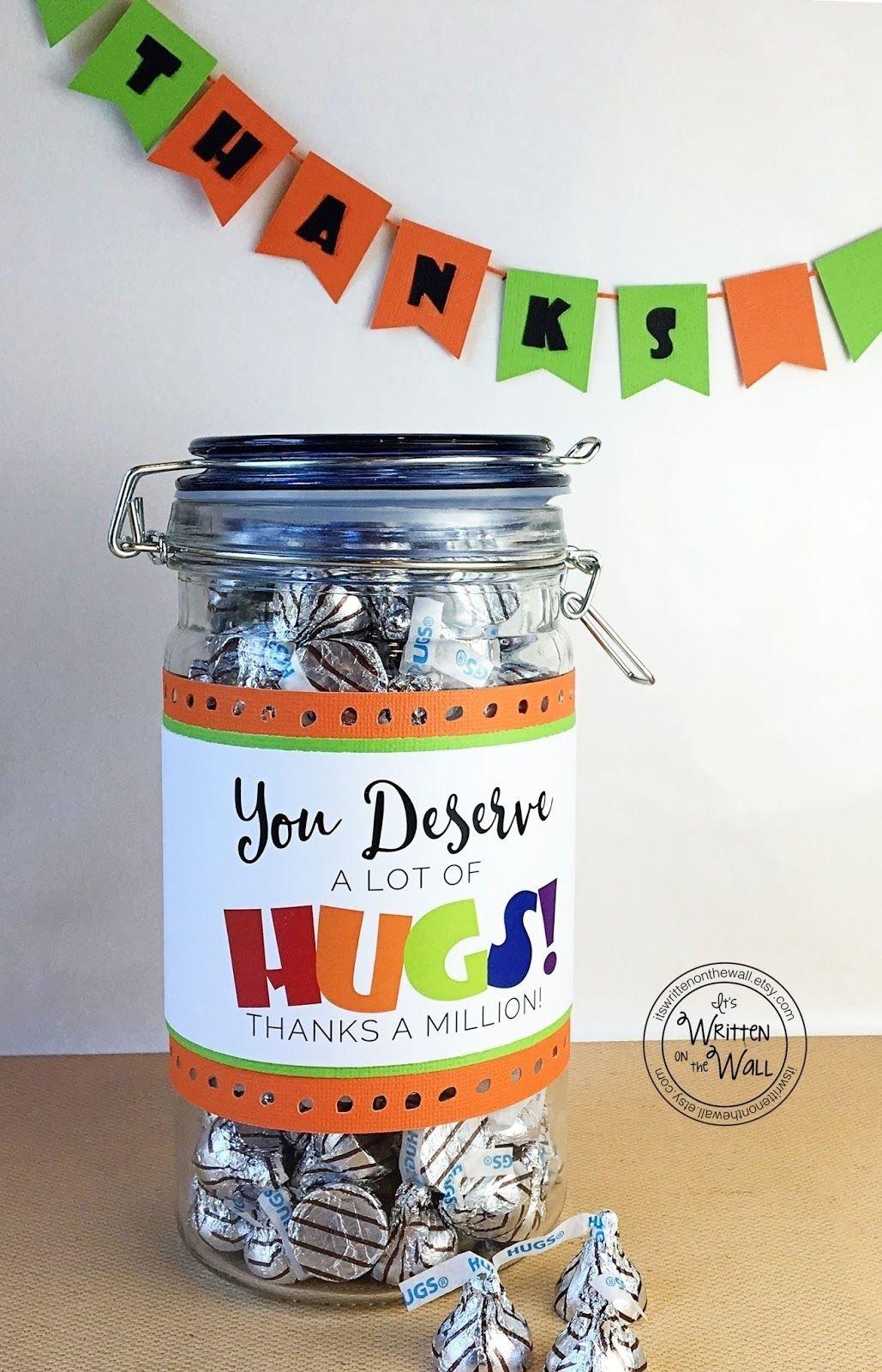 10 Pretty Daycare Teacher Appreciation Gift Ideas its written on the wall fabulous teacher appreciation gift ideas 1 2020