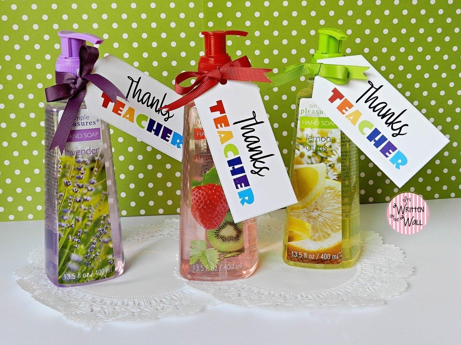 10 Awesome Teachers Appreciation Day Gift Ideas its written on the wall fabulous teacher appreciation gift ideas 2021
