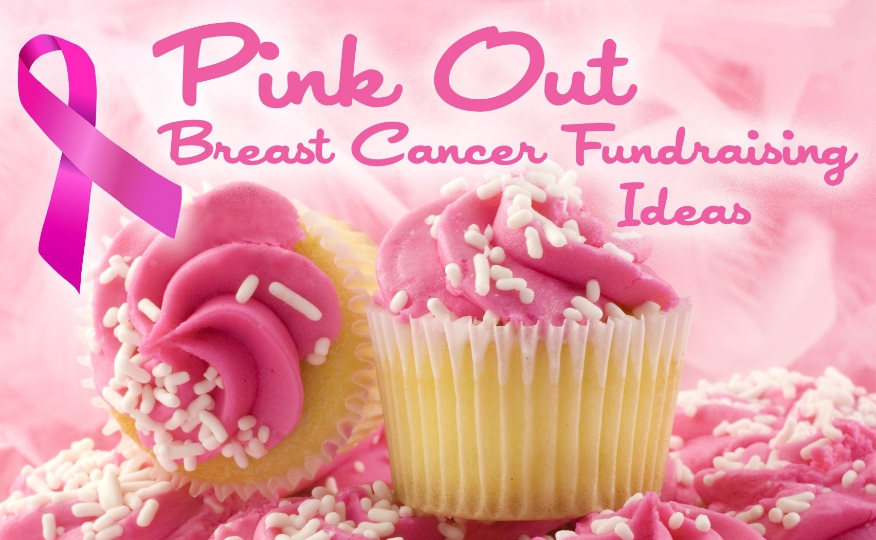 10 Fantastic Fundraising Ideas For Breast Cancer iza design blogpink out breast cancer fundraiser ideas 2020