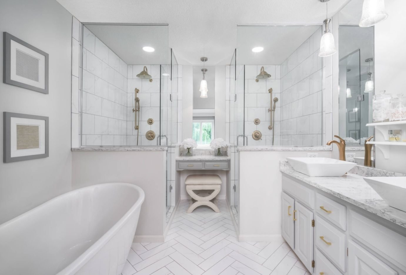 10 Most Recommended Jack And Jill Bathroom Ideas jack and jill bathroom interior design ideas small design ideas 1