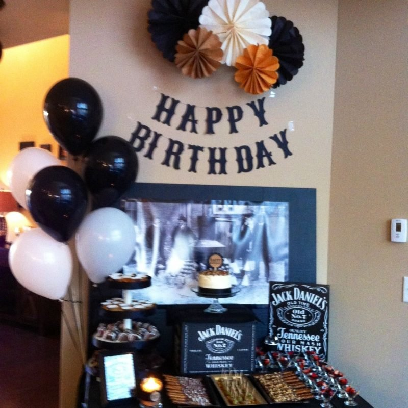 10 Most Popular 40Th Birthday Party Ideas For Husband 2019