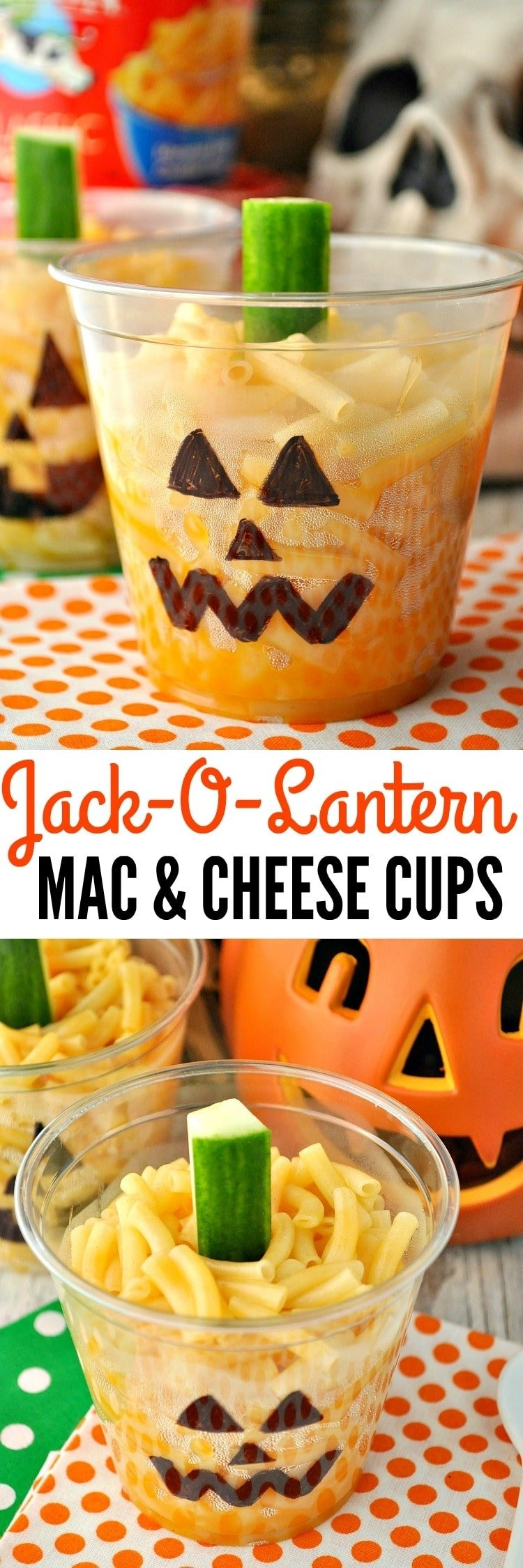 10 Most Recommended Halloween Lunch Ideas For Kids jack o lantern mac cheese cups the seasoned mom 2021