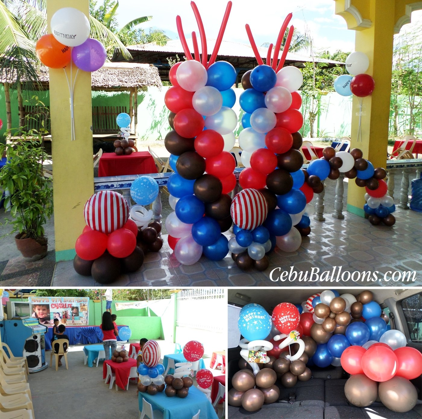 10 Perfect Jake The Pirate Party Ideas jake and the neverland pirates cebu balloons and party supplies 2 2021