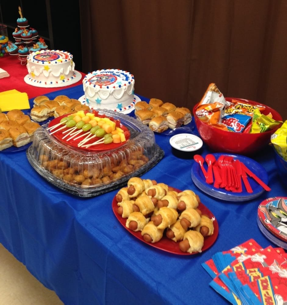 10 Lovely Tom And Jerry Birthday Party Ideas jaylin 6 lauren 2 tom jerry birthday party kid food yelp 2021