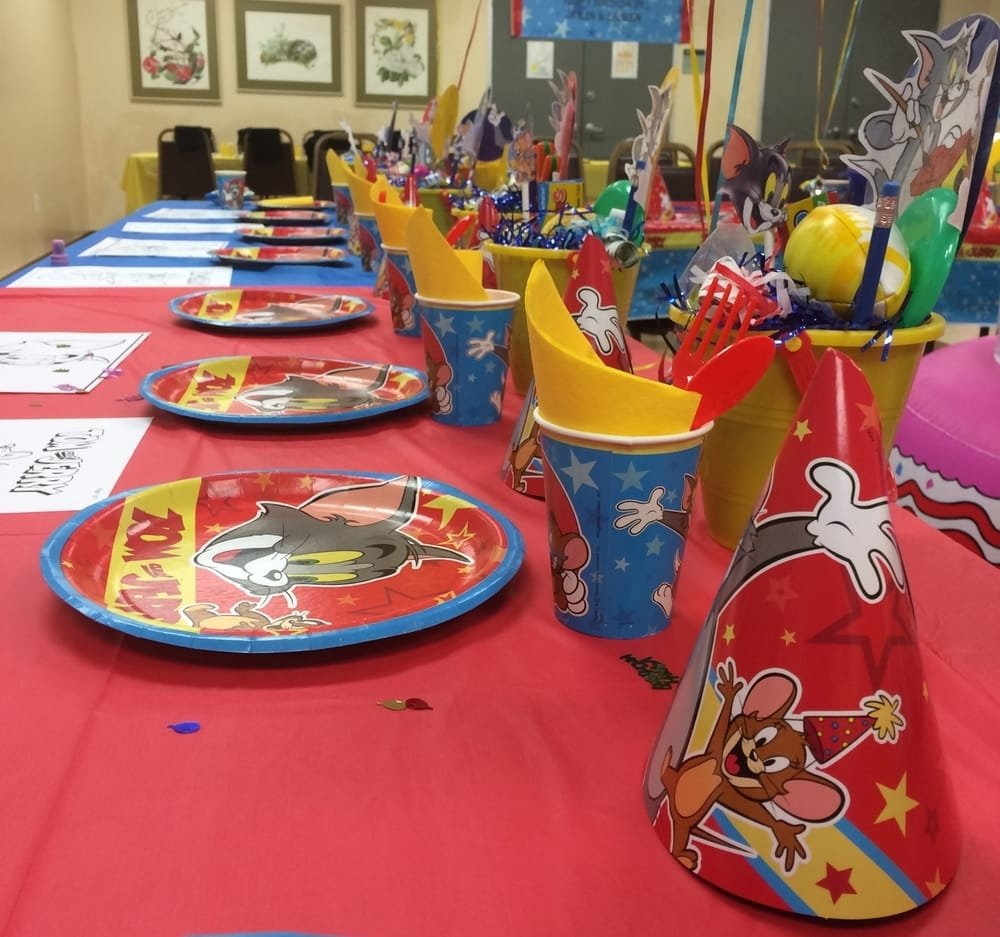 10 Lovely Tom And Jerry Birthday Party Ideas jaylin 6 lauren 2 tom jerry birthday party yelp 2021