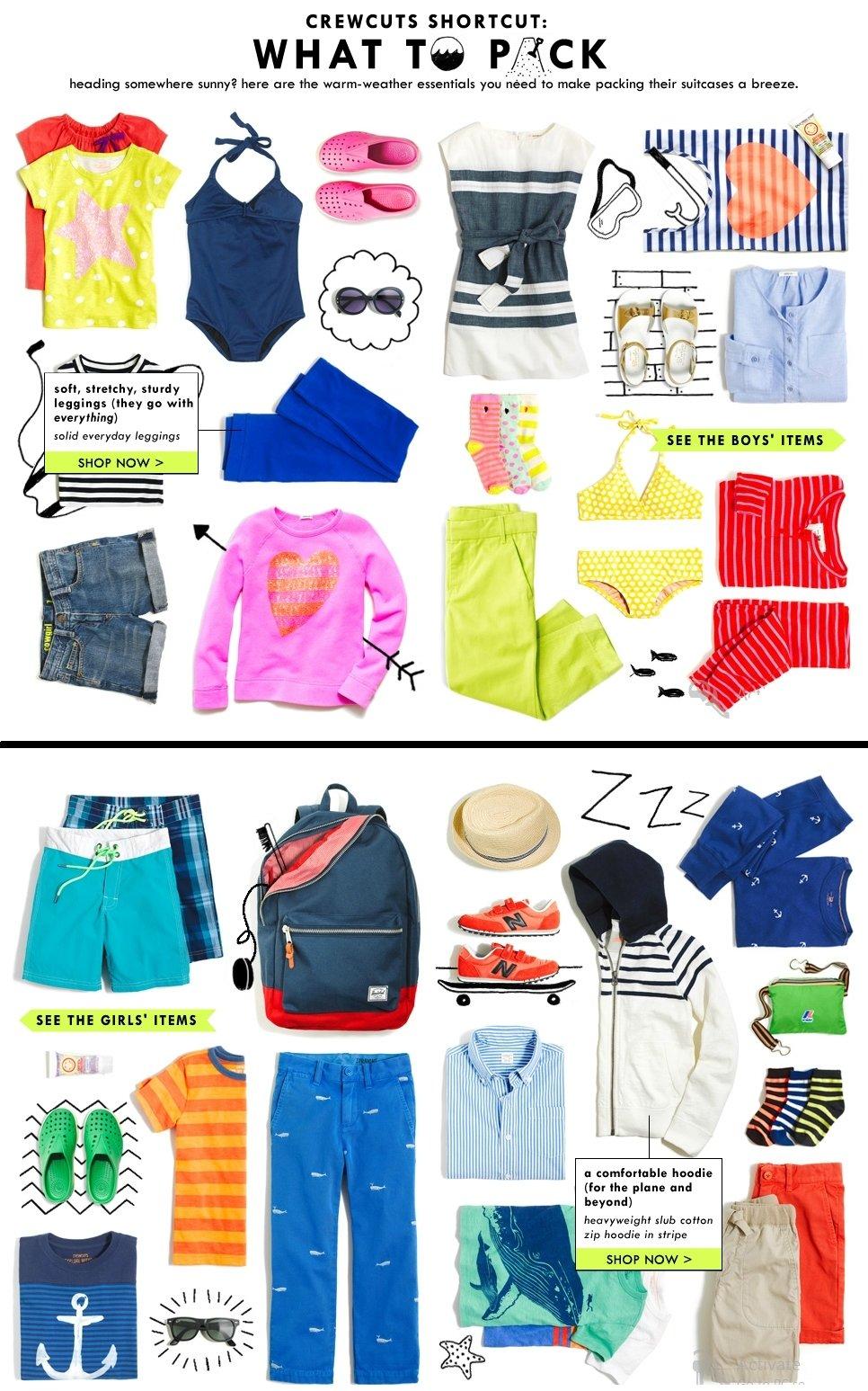 10 Attractive Spring Break Ideas For Kids jcrew kids spring break clothes kids pinterest spring break 2021
