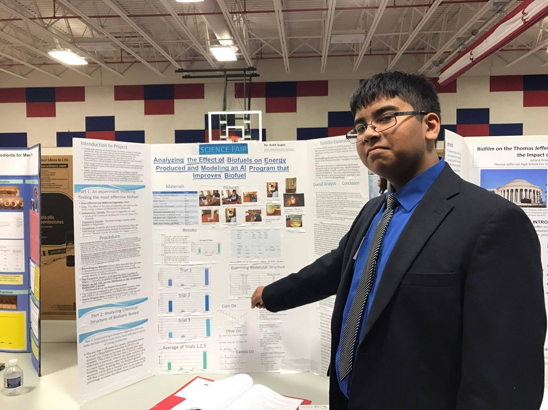 10 Most Popular Gymnastics Science Fair Project Ideas jefferson science fair projects increase enthusiasm in the community