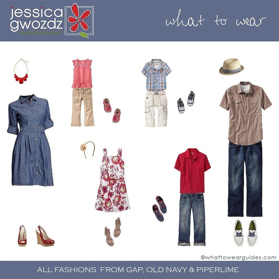 10 Cute Summer Family Photo Clothing Ideas jessica gwozdz photography bellingham washington photographer 2020