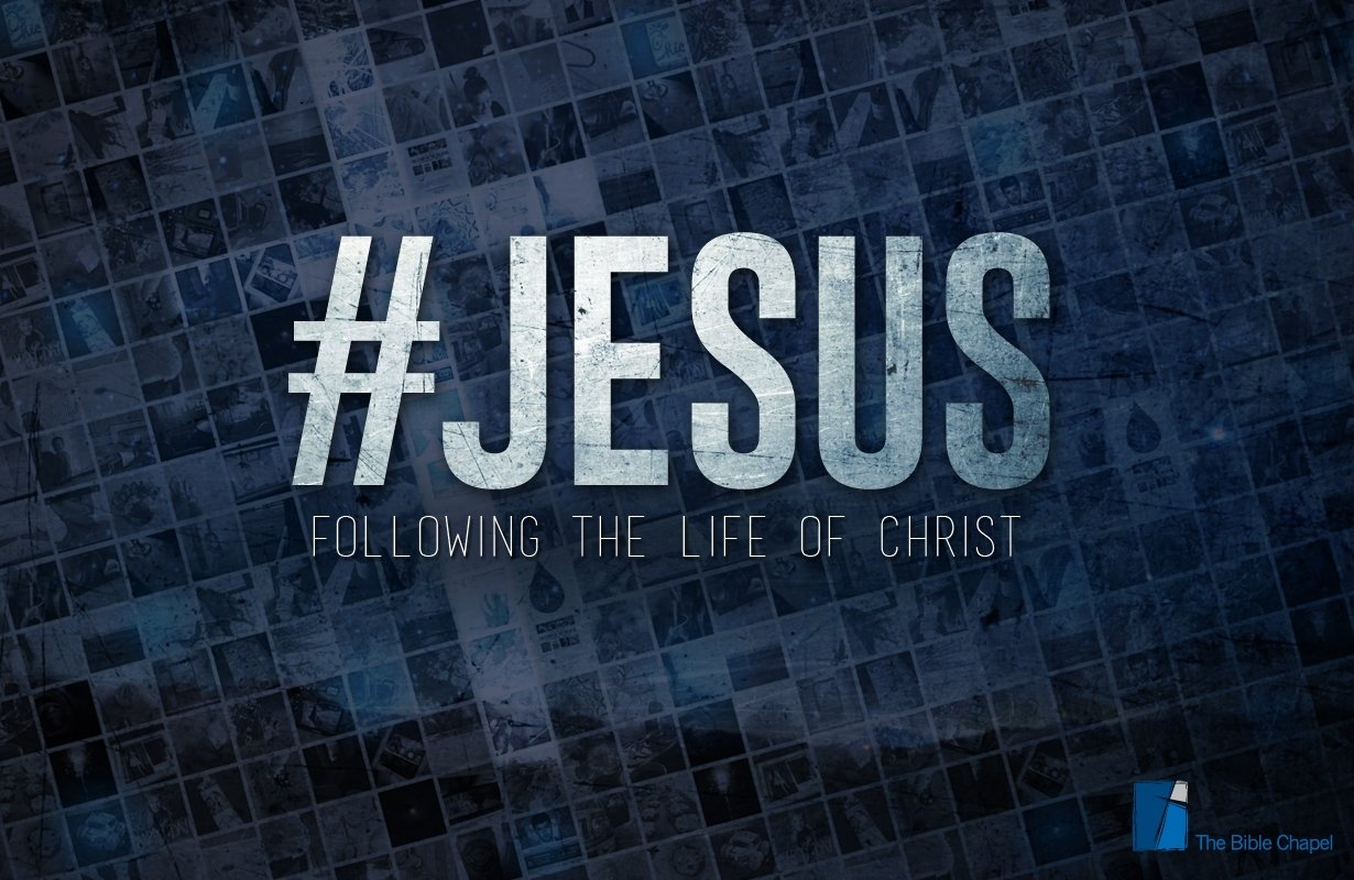 jesus – church sermon series ideas