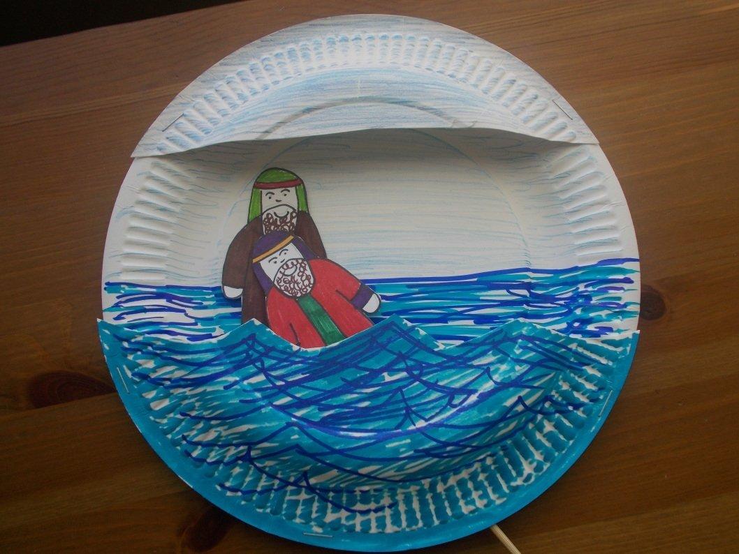 10 Elegant John The Baptist Craft Ideas john baptizing jesus craft tutorial ccd class pinterest