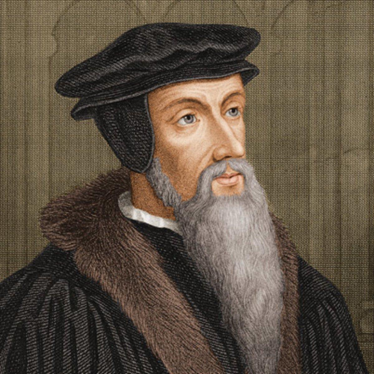 10 Best Identify Five Ideas Taught By John Calvin john calvin journalist theologian biography 2021
