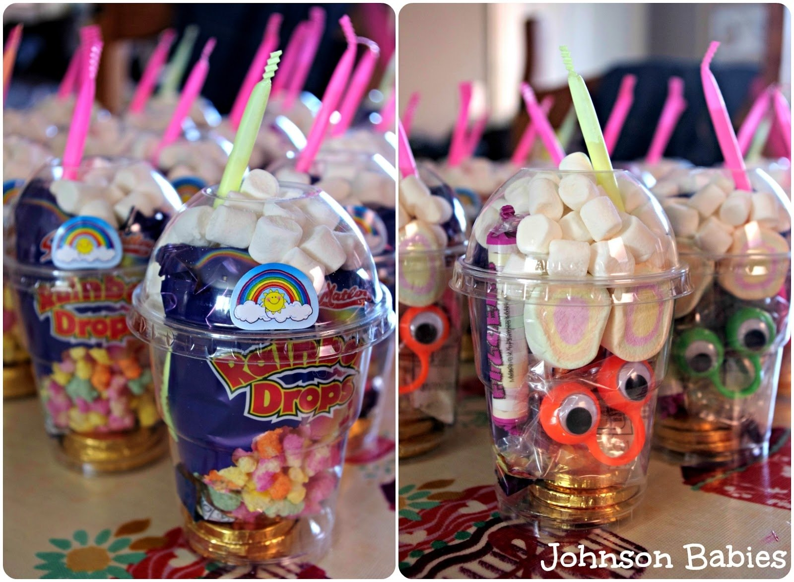 10 Most Recommended 5 Year Birthday Party Ideas johnson babies a 5 year olds rainbow birthday party 2020