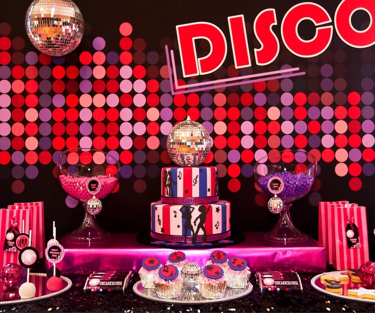 10 Perfect Disco Party Ideas For Adults jolly birthday party and adults images about monster then birthday