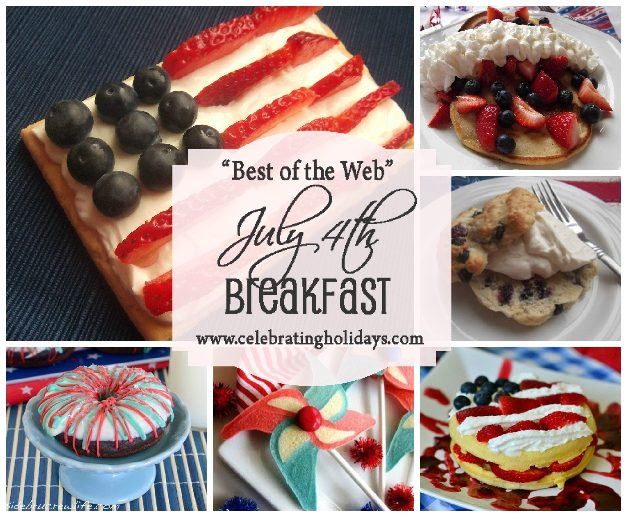 10 Lovely 4Th Of July Meal Ideas july 4th breakfast ideas and recipes celebrating holidays
