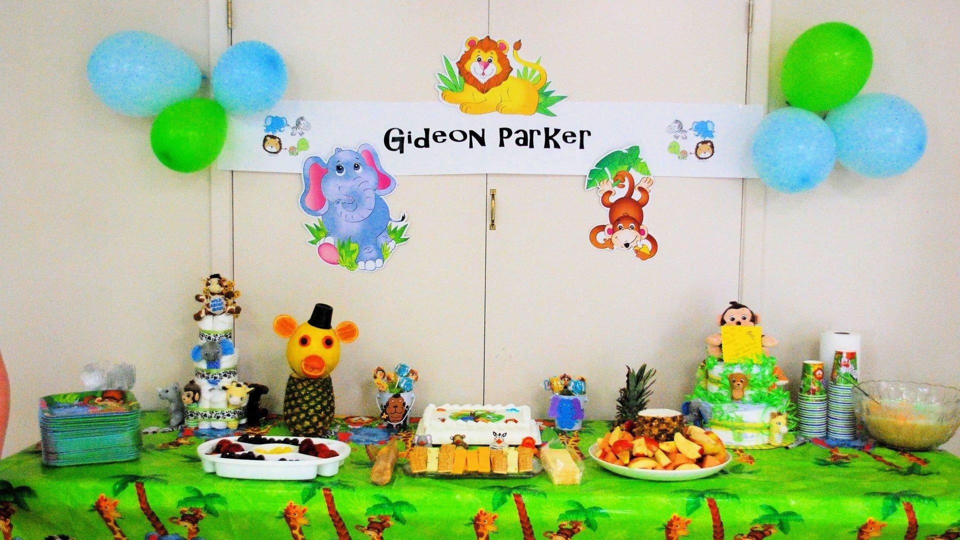 10 Great Jungle Safari Baby Shower Ideas jungle baby shower food ideas pinterest favors cake breathtaking