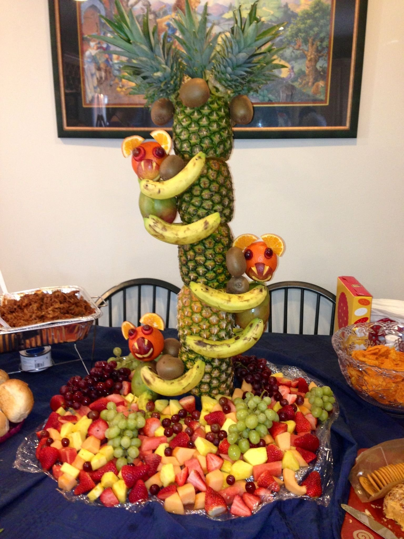 10 Best Jungle Baby Shower Food Ideas jungle themed birthday party ideas jungle theme parties jungle 2021