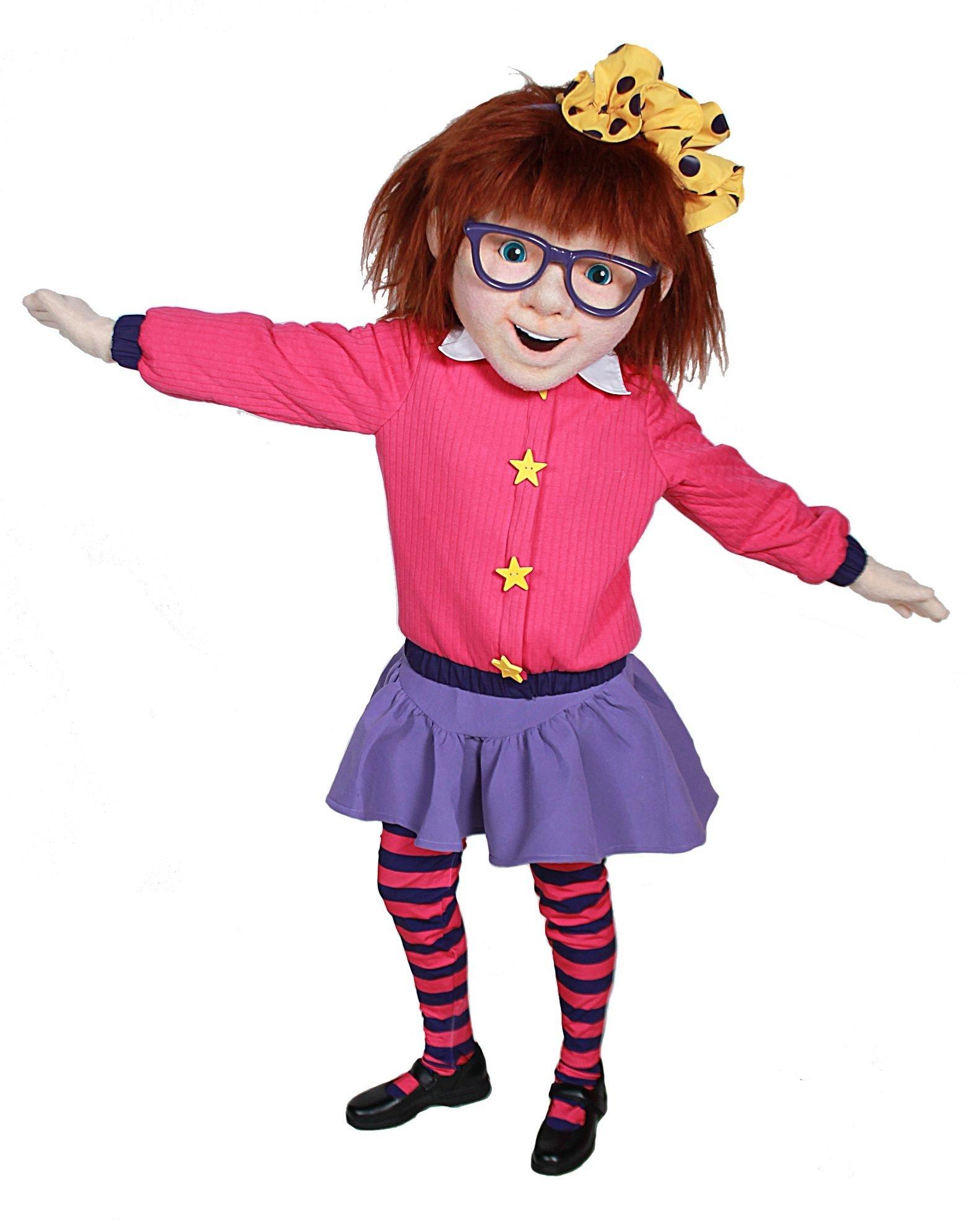 10 Unique Junie B Jones Costume Ideas junie b jones costume rental custom mascots costume 2020