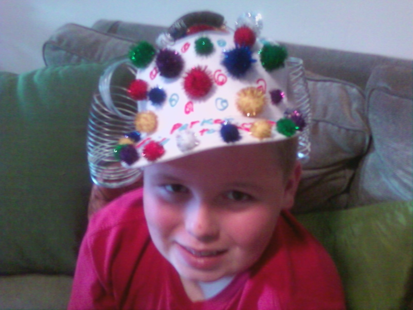 10 Cute Ideas For Crazy Hat Day just me and mom crazy hat day 2021
