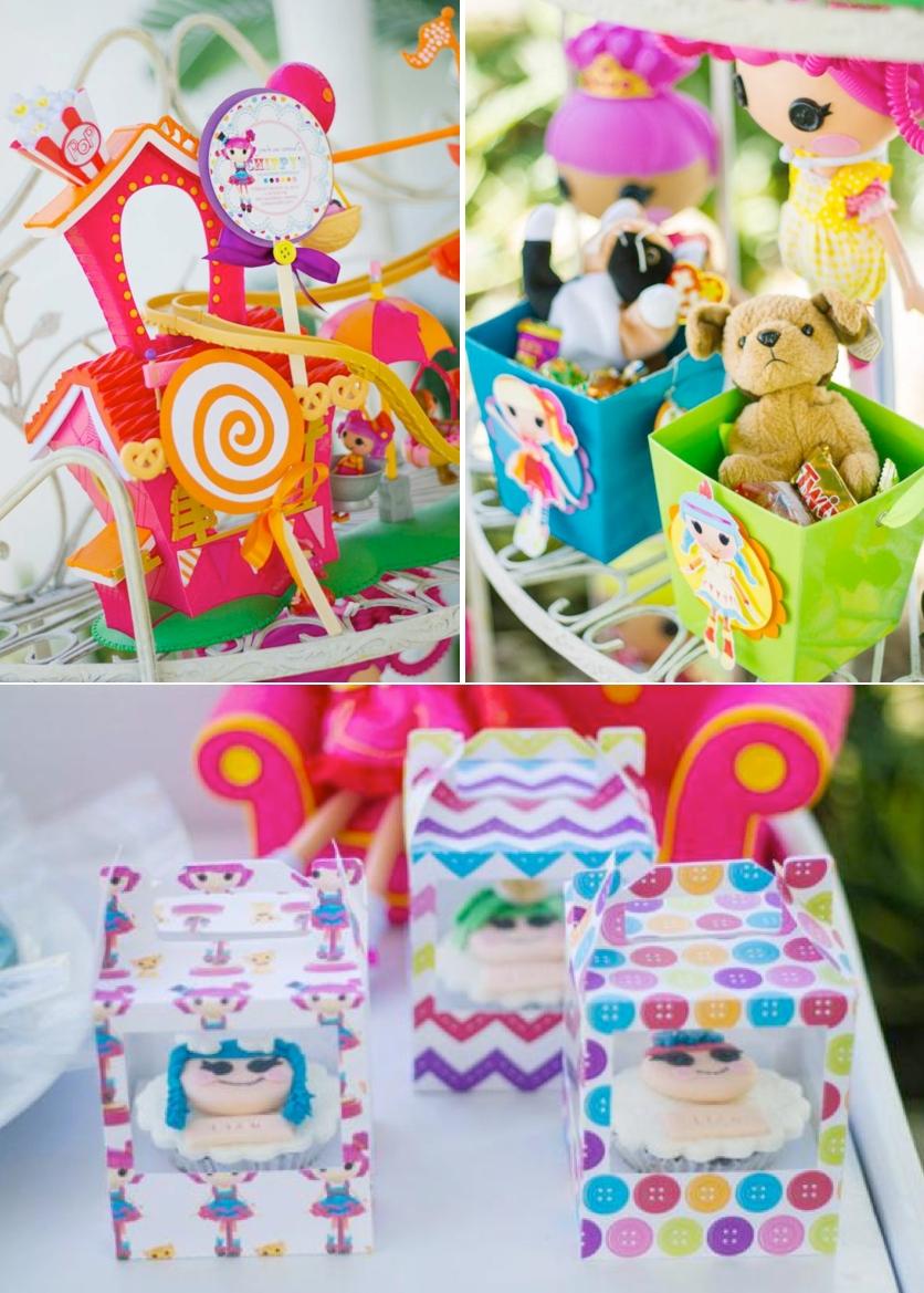 10 Lovable 4Th Birthday Party Ideas Girl karas party ideas lalaloopsy doll 4th birthday girl party planning