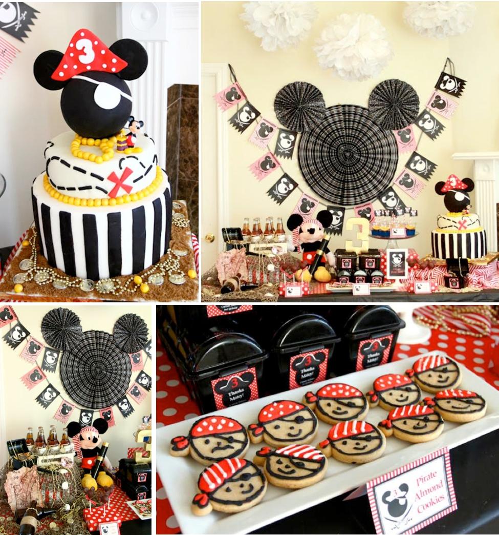 10 Trendy Mickey Mouse Theme Party Ideas karas party ideas mickey mouse pirate boy disney themed birthday