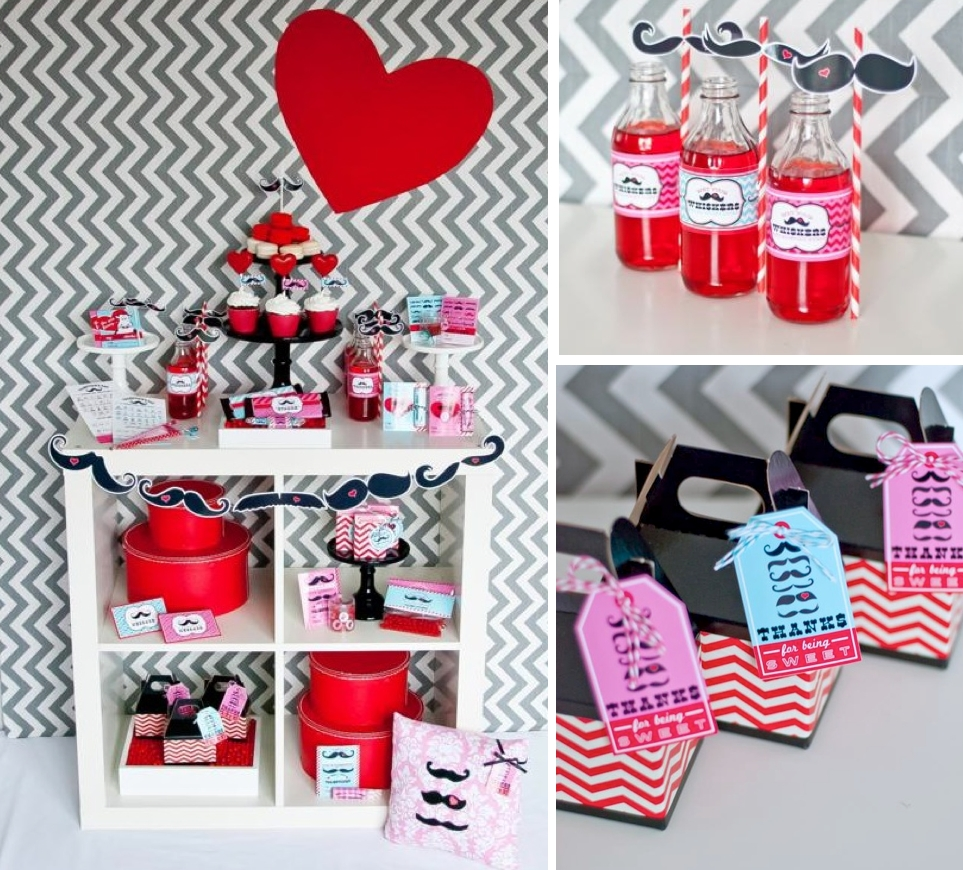 10 Famous Mustache Party Ideas For Kids karas party ideas mr miss boy girl mustache valentines day party
