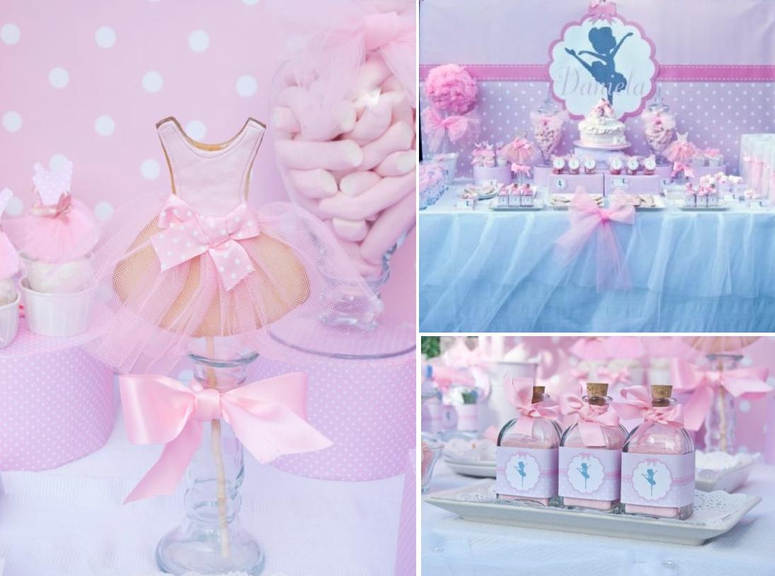 10 Lovable 4Th Birthday Party Ideas Girl karas party ideas pink ballerina dance ballet girl 4th birthday