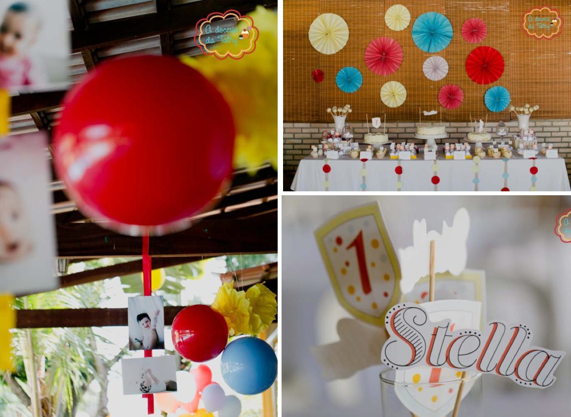 10 Lovely Boy And Girl Birthday Party Ideas karas party ideas polka dot colorful 1st boy girl birthday party